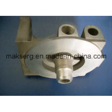 Precision Die Casting Machined Part Impellor